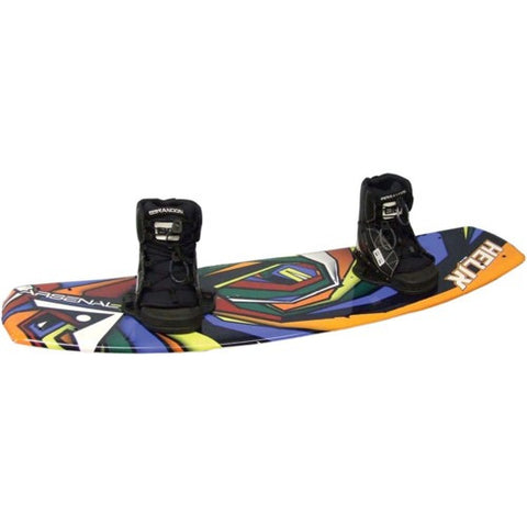Hydroslide Helix Wakeboard with Brandon Binding
