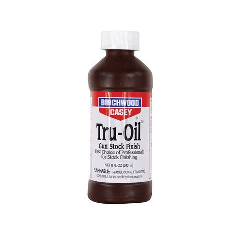 BW Casey Tru-Oil Stock Finish 8 oz Liquid