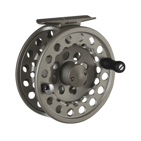 Okuma SLV Super Large Arbor Fly Reel 1 RB 7/8 Wt 12/145