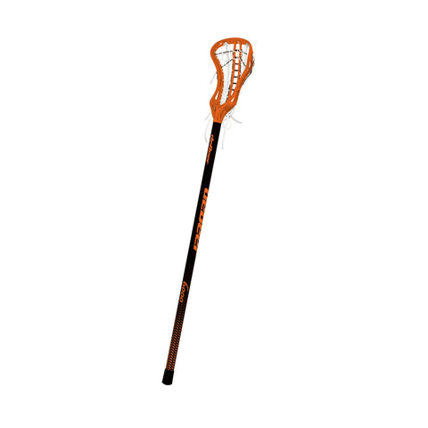 deBeer Lacrosse NV3 Complete Stick Orange