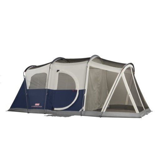 Coleman Elite Weathermaster 6 Screen Elite Series Nvy/Tn/Gry