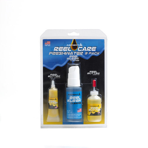 Ardent Reel Care 3 Step Pack Freshwater