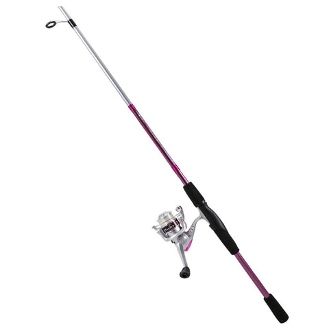 Okuma Steeler XP Combo 5'6ft 2pcs Pink