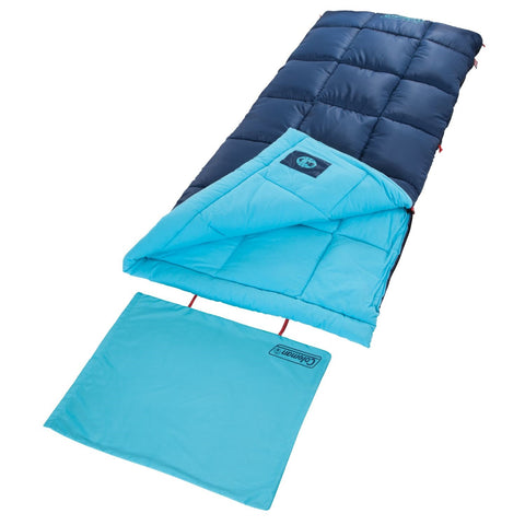 Coleman Heaton Peak 30 Degree Reg Rectangular Sleeping Bag