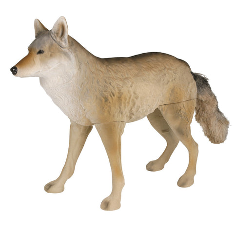Flambeau Masters Series Flocked Lone Howler Coyote Decoy