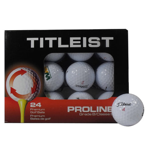Nitro Golf Titleist Tour 2 Pro-Line Golf Balls 24 Pack