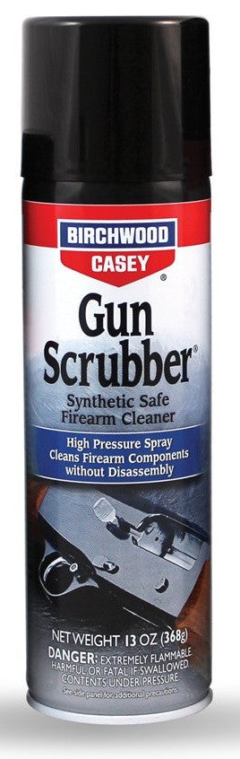 BW Casey Gun  Scrubber  Firearm Cleaner 13oz