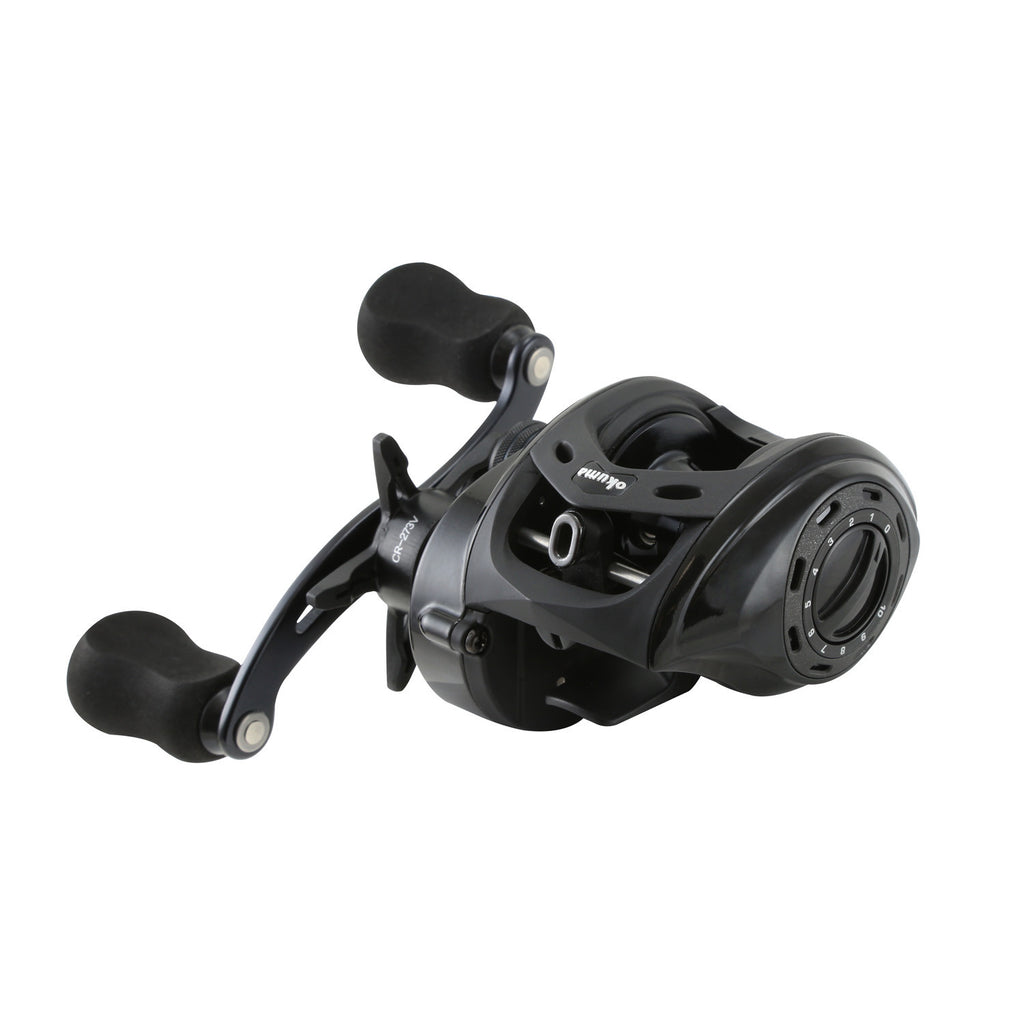 Okuma Cerros Low Profile Baitcast Reel LH CR-266VLX