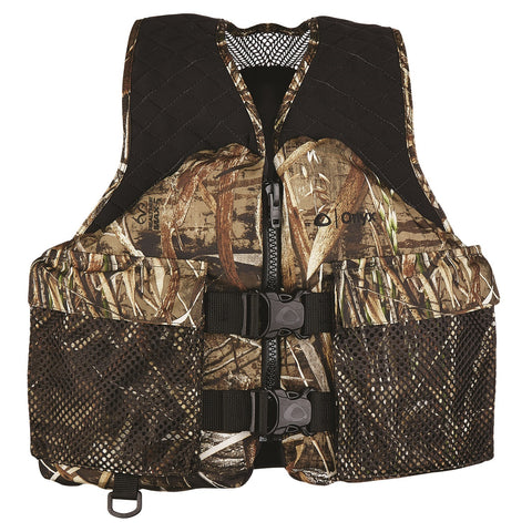 Onyx Outdoor Mesh Shooting Sport Vest-Max5-2XL