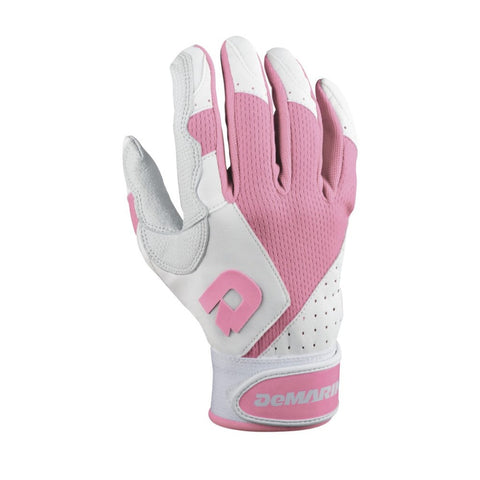 DeMarini Pink Mercy Batting Glove Women's Large