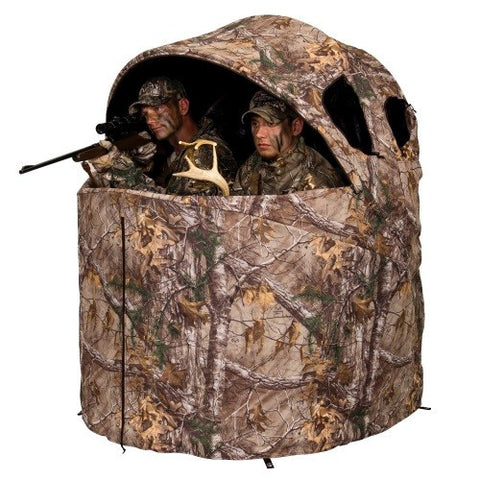 Ameristep Deluxe Tent Chair Blind-Realtree Xtra