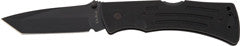 Ka-Bar G10 Mule Folder Tanto Straight Edge