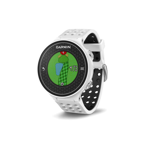 Garmin Approach S6 GPS Golf Watch Black/White