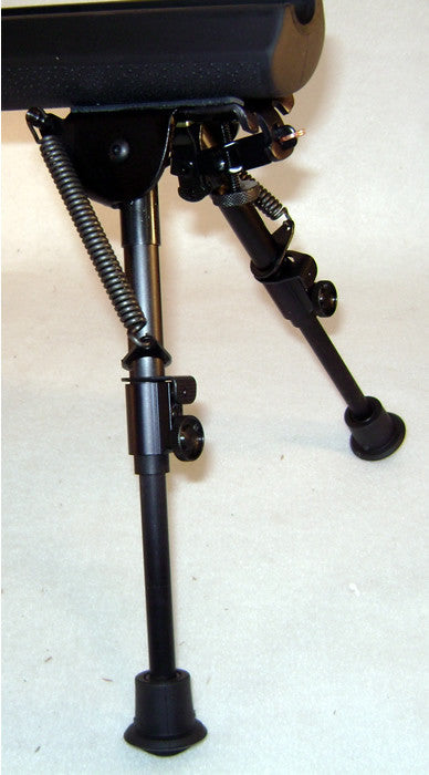 Harris BiPod Solid Base 6-9 inches 1A2-BR