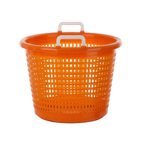 Joy Fish Heavy Duty Fish Basket - Orange