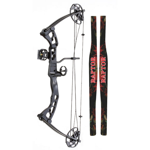 SA Sports Raptor Youth Compound Bow Camo