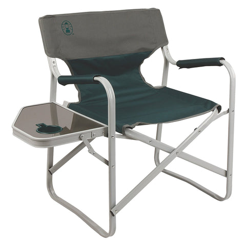 Coleman Outpost Elite Deck Chair - Green
