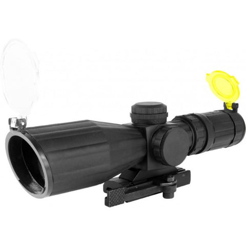 3-9X42mm Dual Illumination Rubber Armored Scope Mil-dot