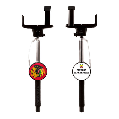 Mizco Chicago Blackhawks Sports Selfie Stick