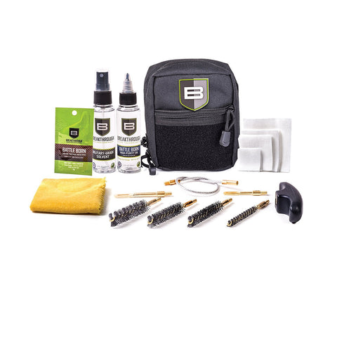 Breakthrough Pistol Pull Thru Cleaning Kit .22 cal/ .45 cal