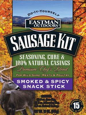 Wild Game Sausage Kit Variety    38661