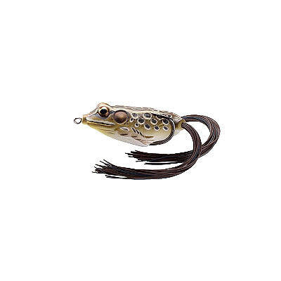 Koppers Hollow Belly Frog 5/8 Oz Tan/Brown