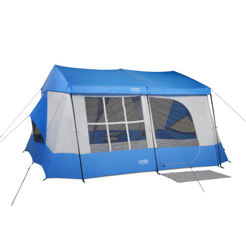 Wenzel Kodiak 9 Person Tent - Blue