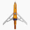 Rage CrossbowX 2-Blade Broadhead 100gr 2in Cut 3pk 53000