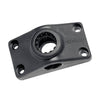 Scotty Side/Deck Mounting Bracket Black