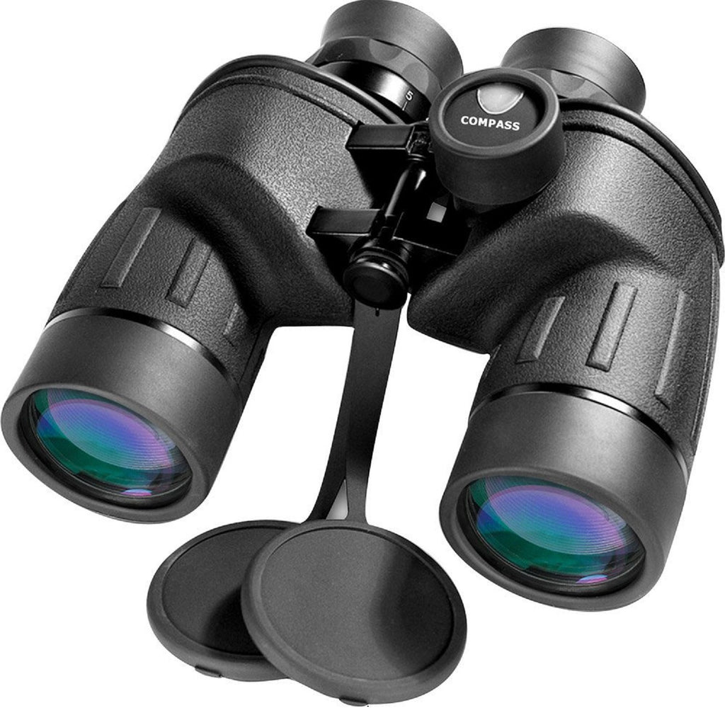Barska 7x50 Waterproof Battalion Binoculars With Reticle