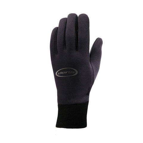 Seirus All Weather Glove Mens Black LG