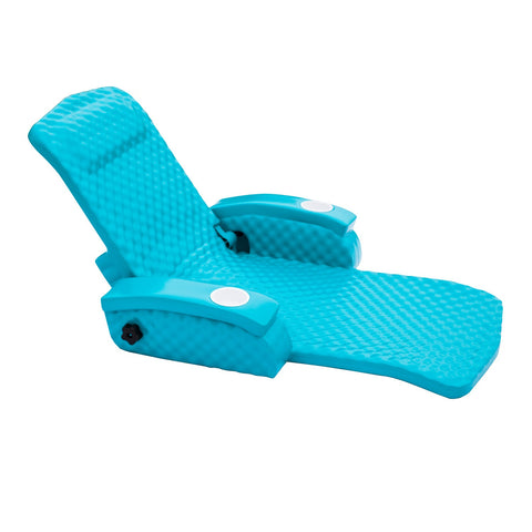 TRC Recreation Super Soft Adjustable Recliner Teal