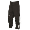 Frogg Toggs Pilot Frogg Road Pant Black with Reflective - XL