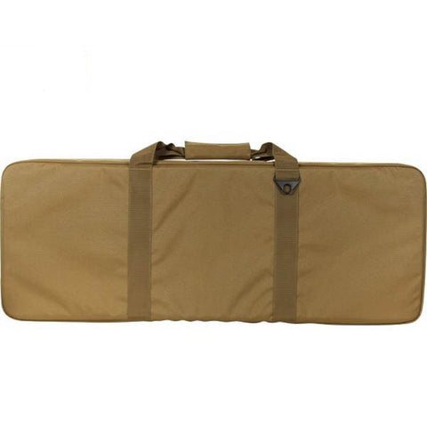 AIM Sports 36 Inch Discreet Rifle Bag in Tan