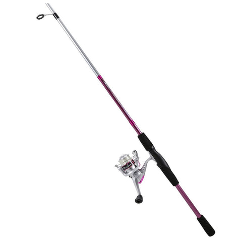 Okuma Steeler XP Combo 6'6ft 2pcs Pink