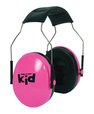 3M Peltor Pink Junior Earmuff