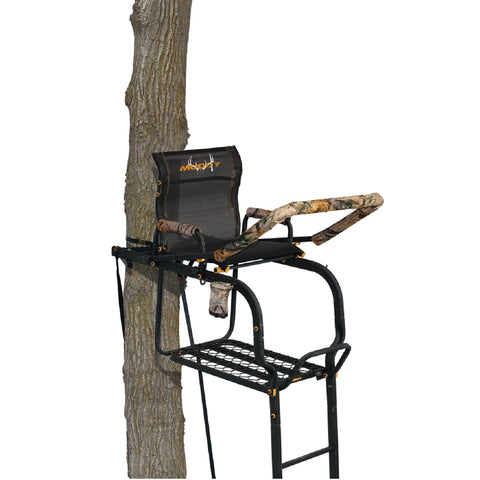 Muddy Odyssey XTL with Tree Lok System 20ft Ladder Treestand