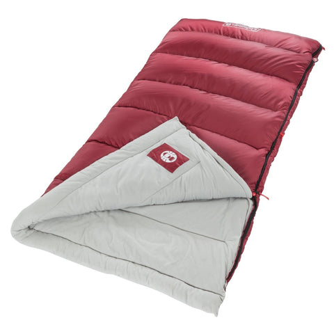 Coleman Aspen Meadows 50 Regular Rectangular Sleeping Bag