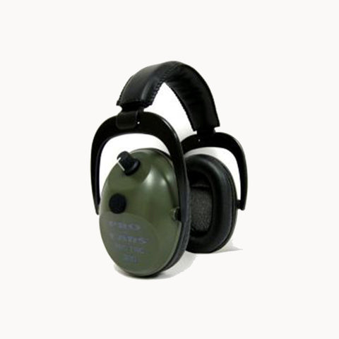 Pro Ears Pro Tac SC Ear Muffs Green GS-PTS-L-G
