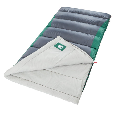 Coleman Aspen Meadows 40 Degree Big and Tall Sleeping Bag
