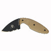 Ka-Bar TDI Law Enforcement Coyote Brown 1477CB