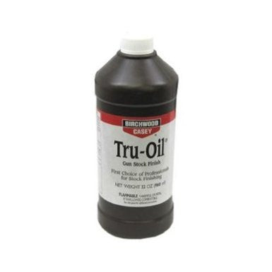 BW Casey Tru-Oil Stock Finish 32 oz Liquid