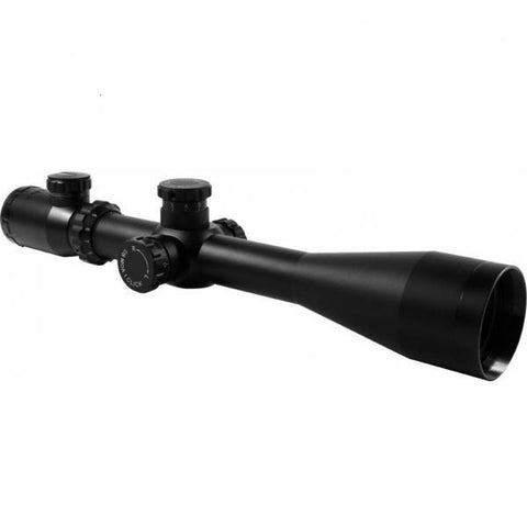 4-16X50 Dual Ill Rifle Scope w/ Side Parallax/Mil-Dot
