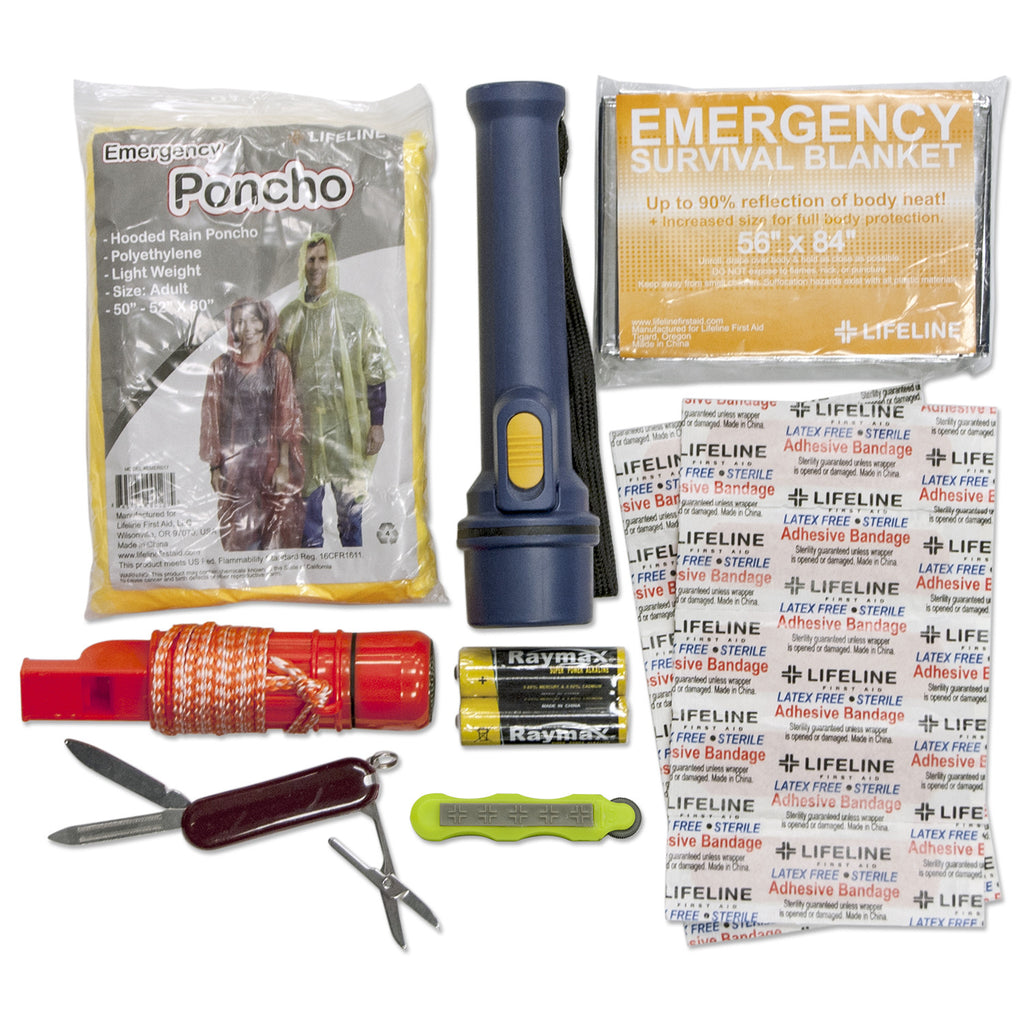 Lifeline Survival Canteen Kit 20 Pieces