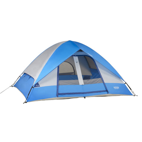Wenzel Pine Ridge 5 Person Tent - Blue