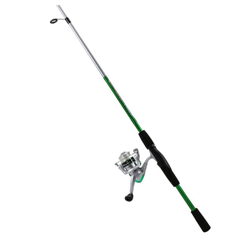 Okuma Steeler XP Combo 6'6ft 2pcs Green