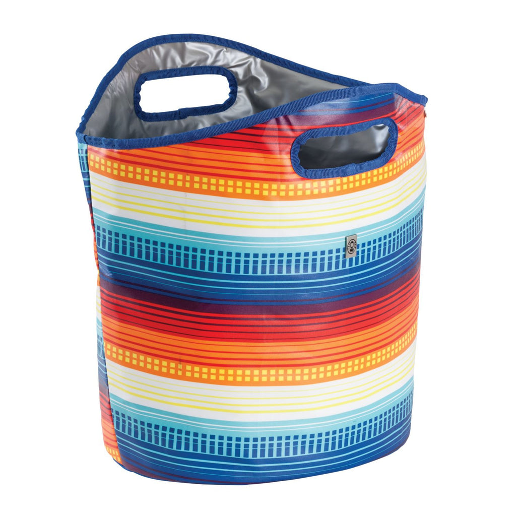 Coleman All Nighter Cooler Soft Party Tub Summer Morning