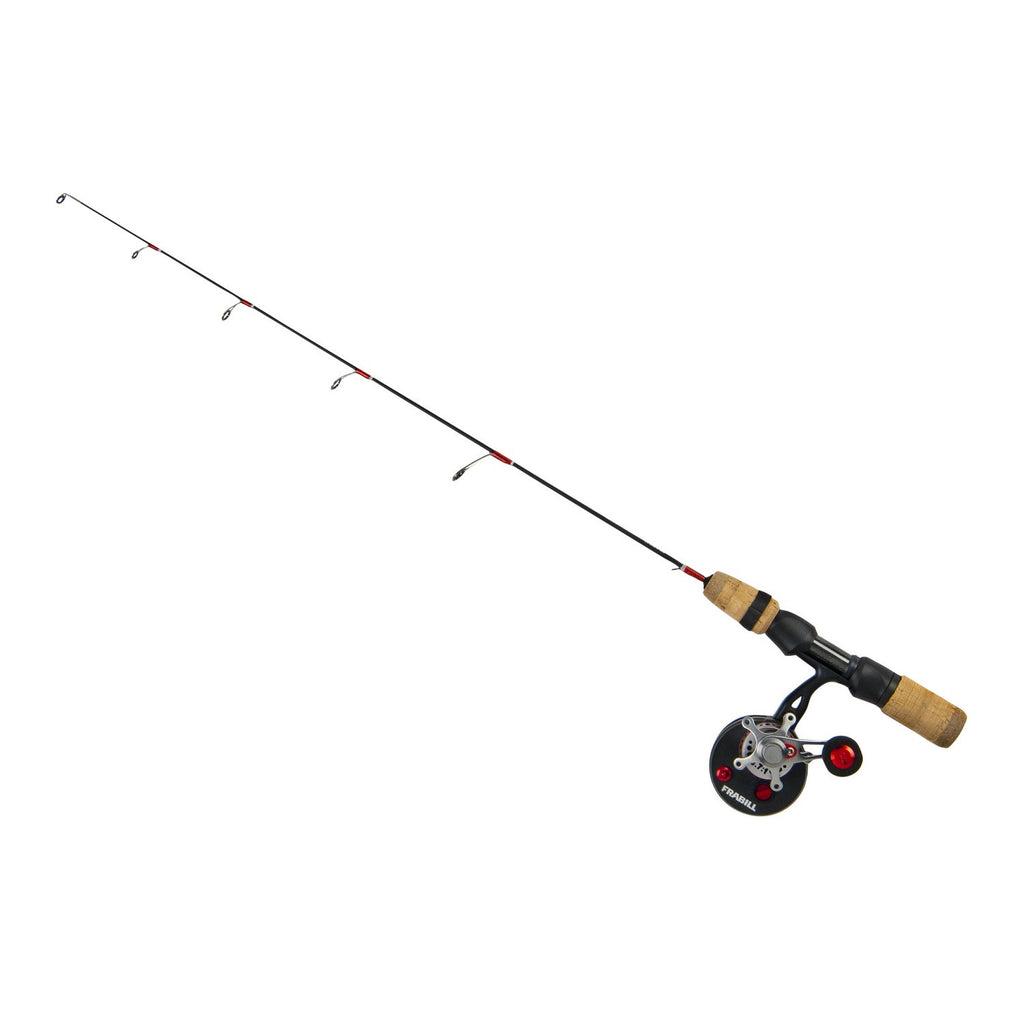 "Frabill 371 Straight Line Bro 25"" Ultra Light Combo"