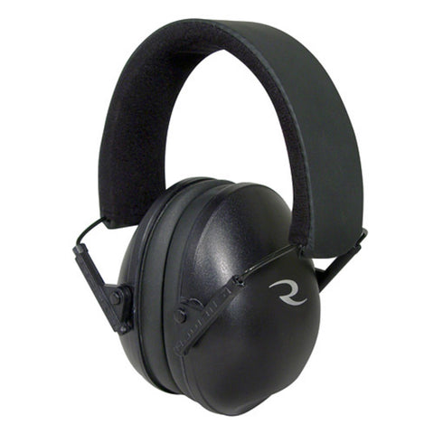 Radians Lowset Low Profile Earmuff NRR 21dB Black