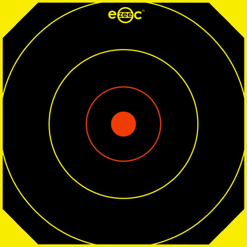 "E-Zee-C 10"" Round Target-100 Targets"